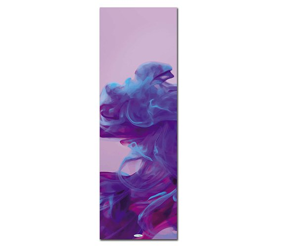 The Flow Yoga Mat Great Gift Bridesmaid Healthy Life Handmade Accessories Décor 24 x 72 Fitness