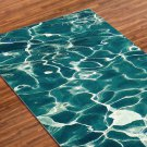 water yoga mat bridesmaids gift idea for health and well being fitness Pilates mditation