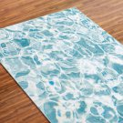 Glasswater Printed Yoga Mat Thick 5 mm 24 x 72 Pilates Rug Meditation Great Bridesmaids Gift Bedside