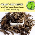 8 Oz Leaves of Gods Longevity Spinach Gynura Procumbens Organic Wild Crafted 227g