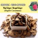 1 Lb/454g Cassumunar Ginger Bengal Ginger Thai Ginger PLAI Zingiber Cassumunar Organic Wild Crafted