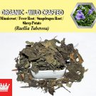 2 Lb / 908g Minnieroot Leaves Fever Root Snapdragon Root Sheep Potato Ruellia Tuberosa FRESH