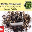 8 Oz / 227g Madeira Vine Vineyam Mignonette Vine Anredera Cordifolia Organic Wild Crafted