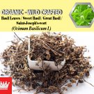 1 Lb / 454g Basil Leaves Sweet Basil Great Basil Saint-Joseph's-wort Ocimum Basilicum FRESH