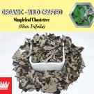 8 Oz / 227g Simpleleaf Chastetree Dried Leaves Vitex Trifolia Organic WildCrafted 100% Fresh