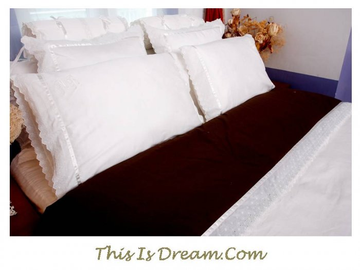 TONG - Personalized Bedsheet set - King, Queen size