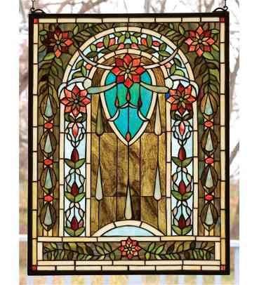 Meyda Tiffany Hampshire Window