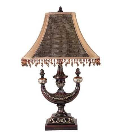 Alhambra Oblong Desk Lamp