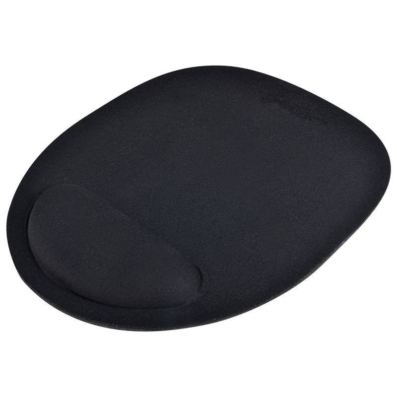 Optical Trackball PC Mouse Pad Support Wrist Comfort Mouse Pad Mat Mice Black
