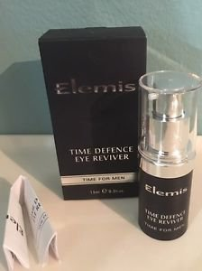 Elemis Time Defence Eye Reviver For Men, 15ml, New