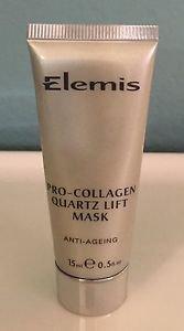 Elemis Pro-Collagen Quartz Lift Mask 15ml Travel Size, New, Unboxed