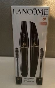 LANCOME Hypnose Virtouse Mascara Duo, Noir Hypnotic 01 & Noir Sensuel 01, New!