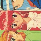 Magic Knight Rayearth #1