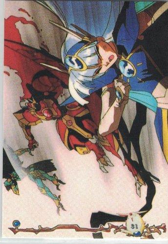 Magic Knight Rayearth #31