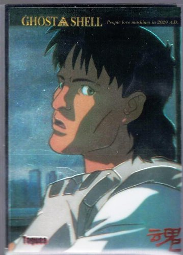 Ghost in the Shell Chromium Card 4