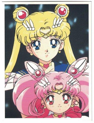 Sailor Moon Bromide Card 216
