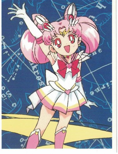 Sailor Moon Bromide Card 199