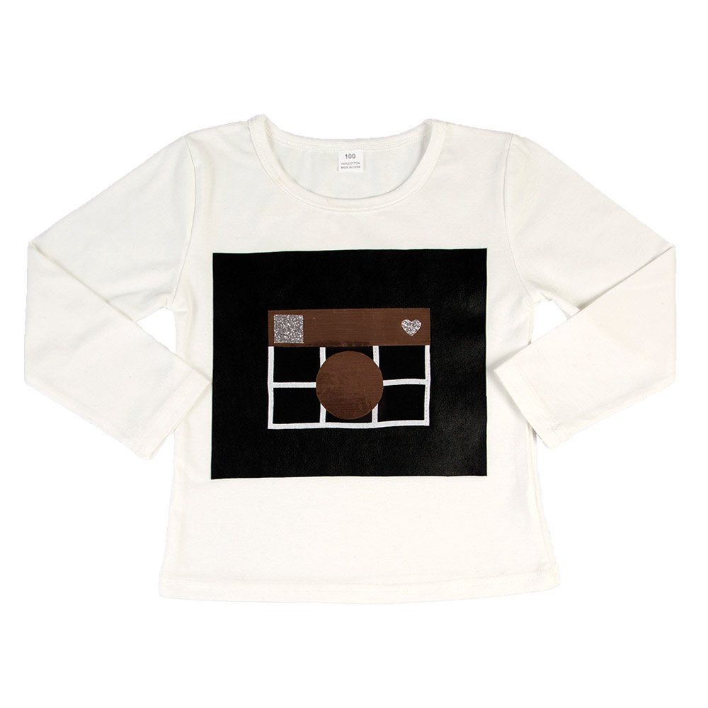 Instagram Copper Long Sleeve T-shirt