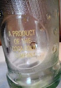 Original 70'S TAB 21 (32 fl. oz.) Glass Bottle by Coke Coca-Cola Vintage