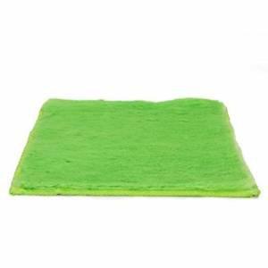 NEW! LockerLookz Locker Rug - Green Fur - 1 piece