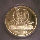 Golden Civil War Sesquicentennial Coin 2011-201