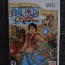 One Piece: Unlimited Adventure, (USED Nintendo Wii, 2008)