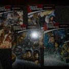 2006 Transformers Comic Movie Adaptation - Rare - Complete Series  - Very Fine -