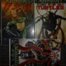 Infestation 2 Ninja Turtles Comic - David Messina - Rare - Incomplete – IDW Comics - Very Fine-