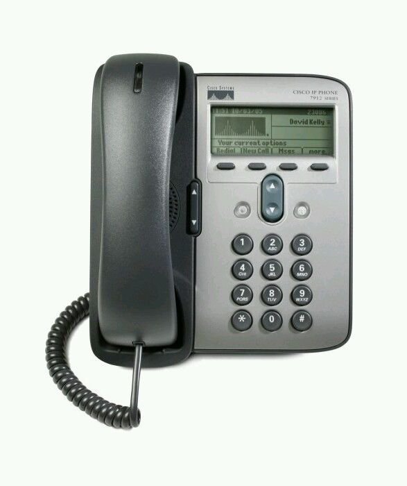 *NEW* CISCO - CP-7912G CISCO IP PHONE 7912G, Ready to Ship!