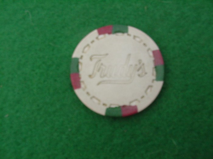 Trudy's Card Room Chip - Bakersfield, CA