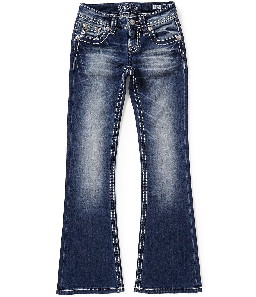 Miss Me Jeans For Girls Size 14.