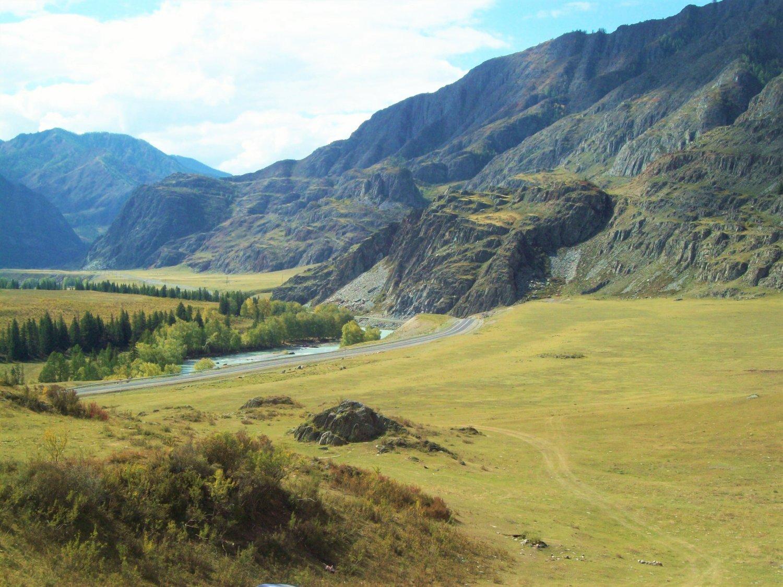 Russia Sibiria land & real estate