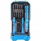 Precision Screwdriver Repair Tool Kit w/ Phillips, Slotted, Torx, Pentalobe Bits