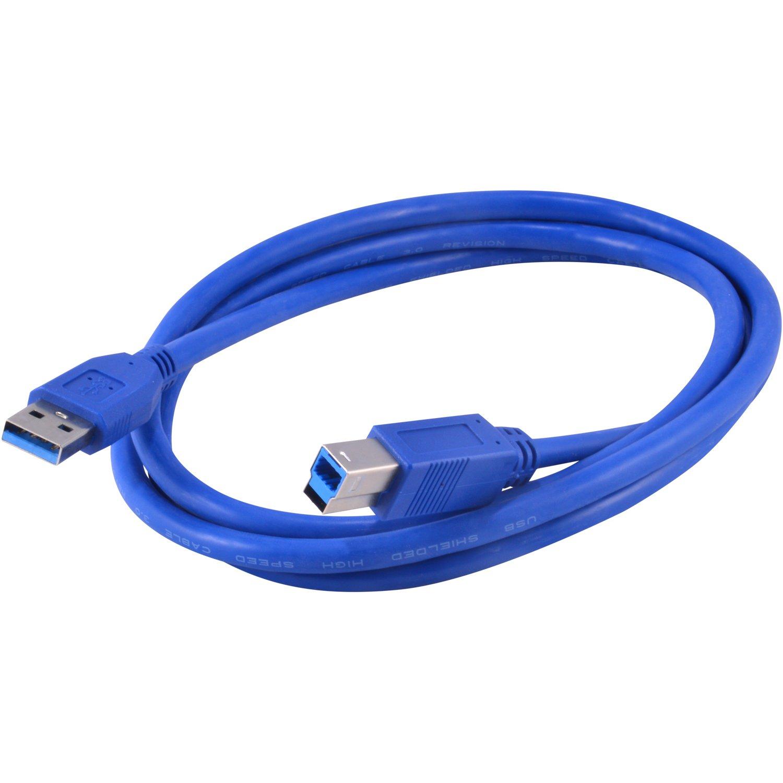 5ft USB 3.0 Cable for Anker / Plugable 7 Port USB 3.0 Hub