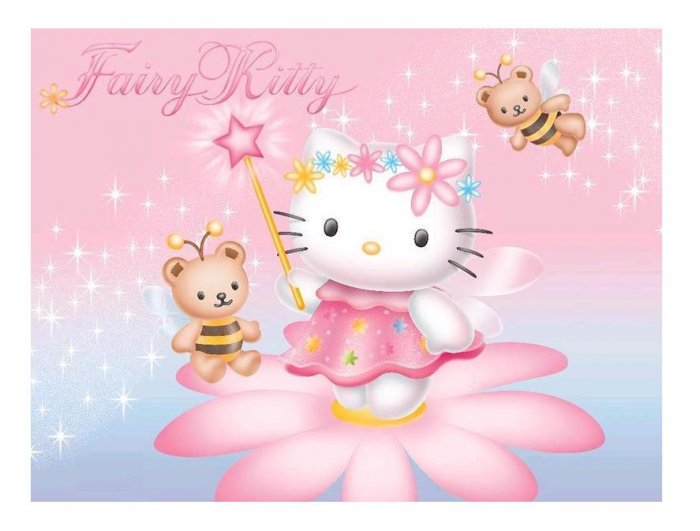 Hello Kitty Fairy Princess