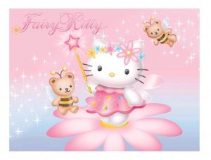 Hello Kitty Fairy Princess