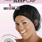 Magic Collection Invisible Mesh Sleep Cap-2268