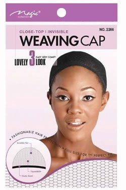 Magic Collection Close-Top Weaving Cap-2266