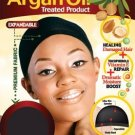 Magic Collection Organic Argan OIl Treated Stocking Wig Cap-3000BLA