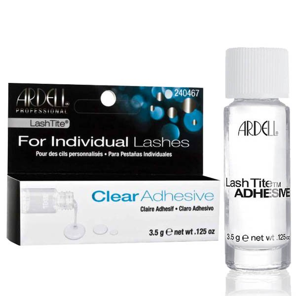 Ardell  Lashtite Clear Adhesive For Individual Lashes 3.5g