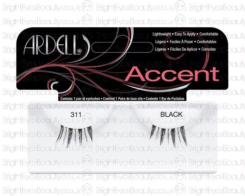 Ardell Accent Lashes-AR61311(311BLACK)