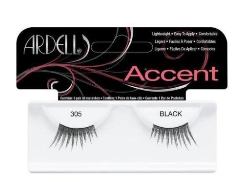 Ardell Accent Lashes-AR61305(305BLACK)