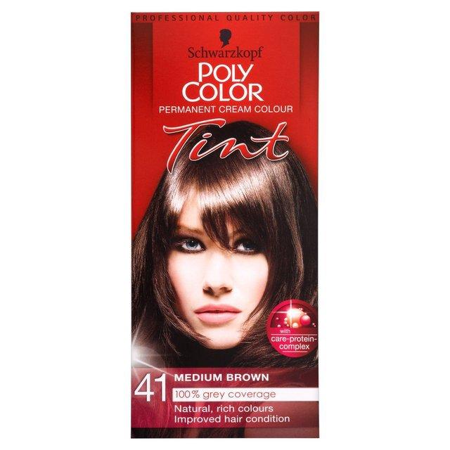 Schwarzkopf Poly Colour 41 Medium Brown