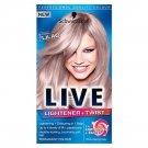 Schwarzkopf Live Lightener + Twist 104 Cool Lilac