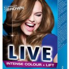 Schwarzkopf Live Intense Colour + Lift- L54 Luminous Brown