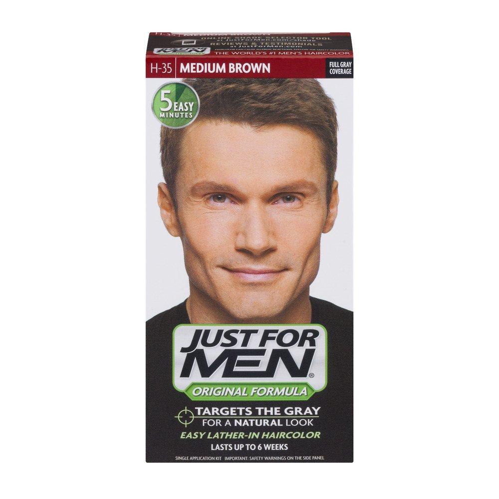 Just for Men Original Formula H-35 Medium Brown