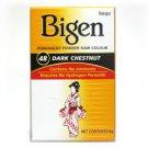 Bigen 48 Dark Chestnut