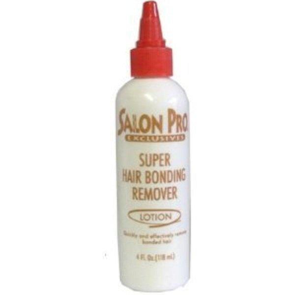 Salon Pro Exclusives Super Hair Bonding Remover Lotion 4oz