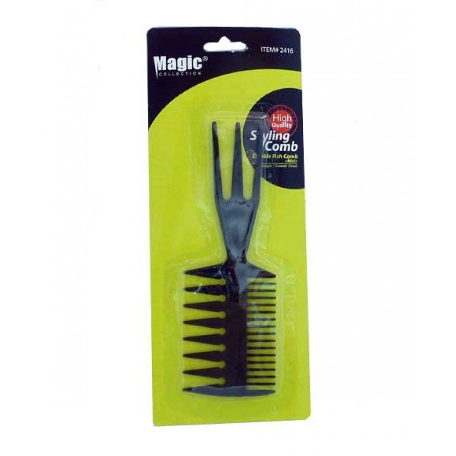 Magic Collection Styling Comb Double Fish Comb-2416