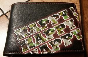 Duck Dynasty Happy Happy Camo Men's Wallet New without tag